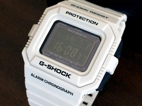 CASIO G-SHOCK GW-5510BW-7JF